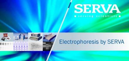 Lanzamiento! Serva Electrophoresis