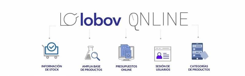 Nuevo Sitio Web de Lobov Científica