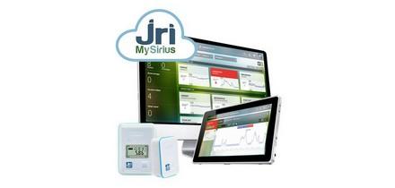 JRI: Sistema de Monitoreo Remoto de Temperatura