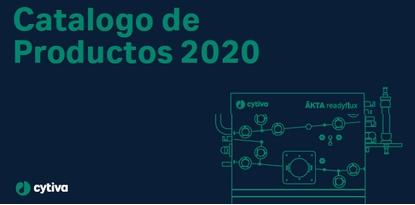 ¡Nuevo! Catálogo de Productos Cytiva 2020