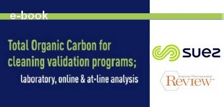 ebook: Total Organic Carbon Testing for Cleaning Validation Programs