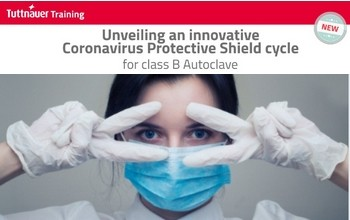 Unveiling an innovative coronavirus protective shield cycle