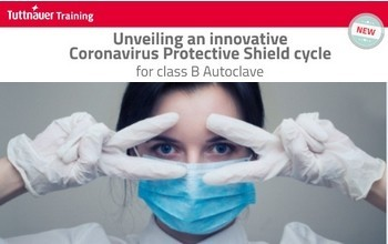 Unveiling an innovative coronavirus protective shield cycle