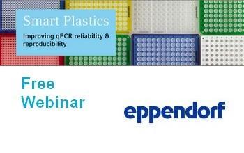 Free Webinar: Smart Plastics Improving qPCR reliability & reproducibility