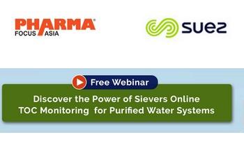 Descubra el poder del monitoreo de TOC en línea de Sievers para sistemas de agua purificada