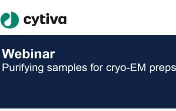 Purifying samples for cryo EM preps