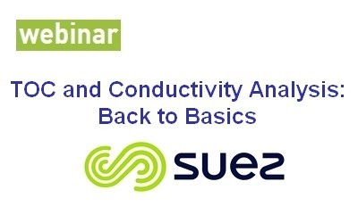 Webinar: TOC and Conductivity Analysis: Back to Basics