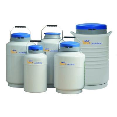Tanque de Nitrógeno Líquido CryoKING Biologix, serie Air Transport