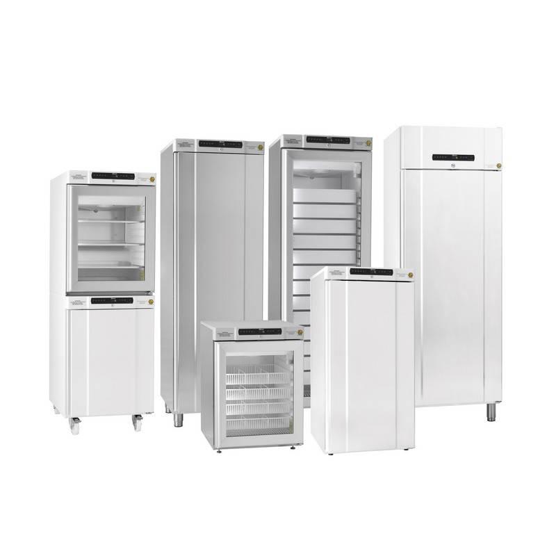 Refrigerador antiexplosivo Gram, 2 a 15 C, ATEX, Serie BioCompact II
