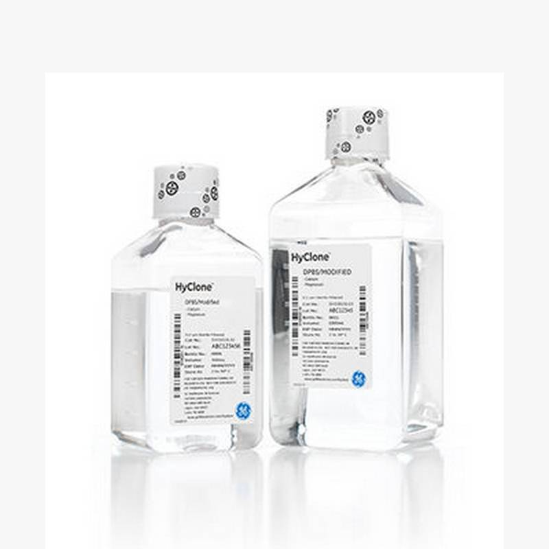 Dulbecco's Phosphate Buffered Saline (DPBS), 1X, without Calcium, Magnesium, Phenol Red  Process Liquids, Buffers, and Salts-(Liquid) 1000 mL