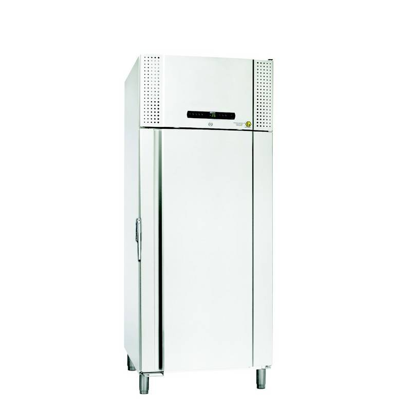 Freezer antiexplosivo Gram, -35 a -5 C, 432 L, ATEX, Serie BioPlus (EF600W)