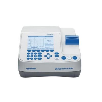 Espectrofotómetro Eppendorf, Modelo BioSpectrometer kinetic, 230V, 50-60 Hz (6136000002)
