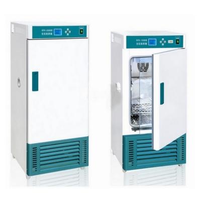 Incubadora Refrigerada Milab, 0 a 65 C, interior acero inoxidable, digital