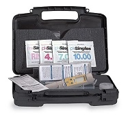 PHímetro de bolsillo y kit de calibración Oakton, modelo Testr 30