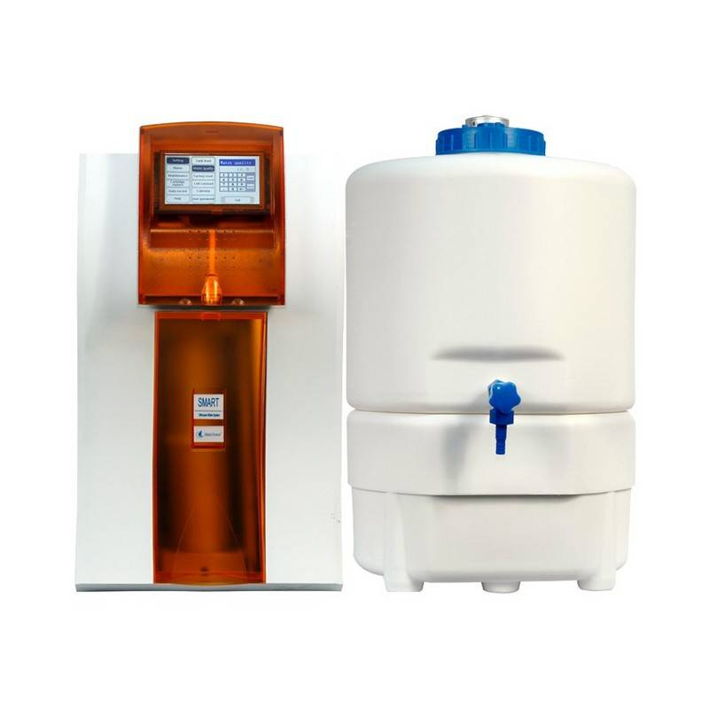 Purificador de Agua Heal Force, para agua de alta pureza, modelo Smart Plus E