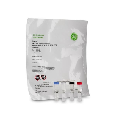 PCR Nucleotide Mix dNTP Set Cytiva, 10 mM -  500umol (28-4065-64)