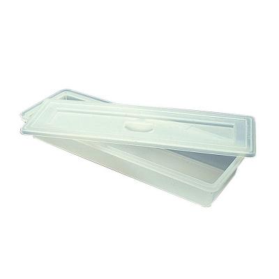Bandeja para la esterilización de instrumentos / pipetas Nalgene, polipropileno PP, largo: 456 mm ancho: 152 mm alto: 67 mm - 1 unidad