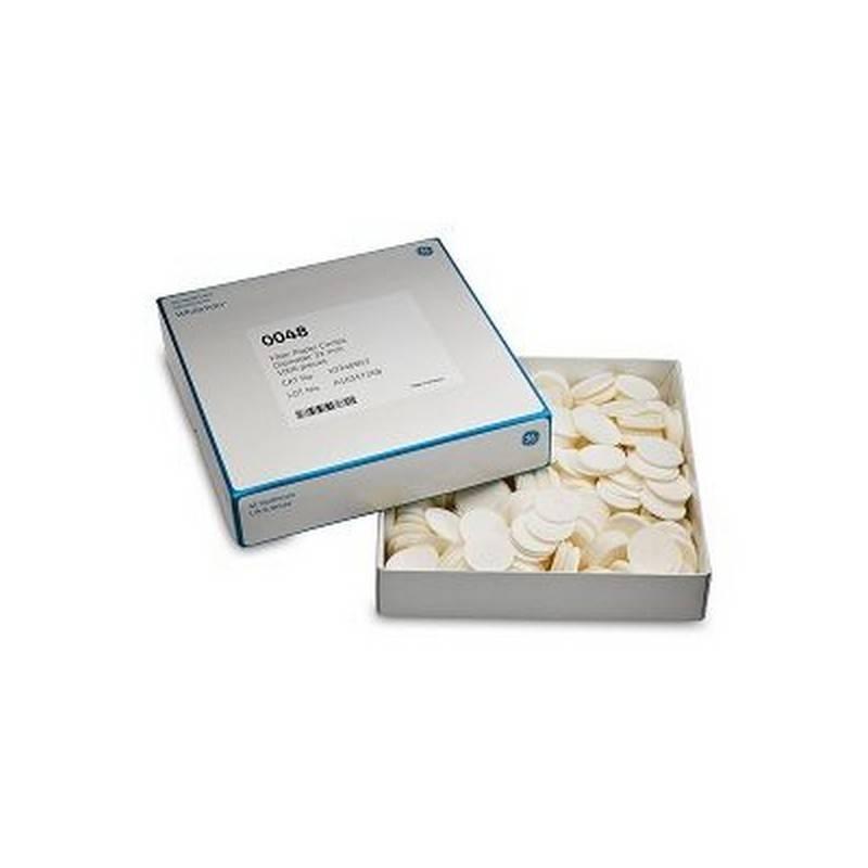 Filtro para Aplicaciones Específicas Grado 0048 Whatman GE. Diámetro 32 mm - 1000 unidades (10348903)