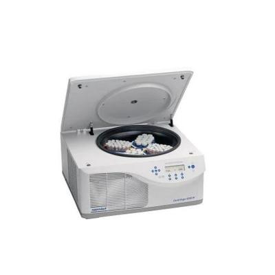 Centrífuga Refrigerada Eppendorf, Modelo 5920 R, sin rotor, 230 V, 50-60 Hz (5948000018)