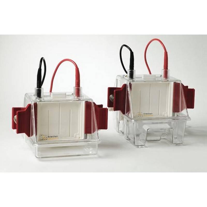 Mini-Vertical Unit for Two Slab Gels GE Healthcare. Modelo SE 250 (SE250-10A-.75)