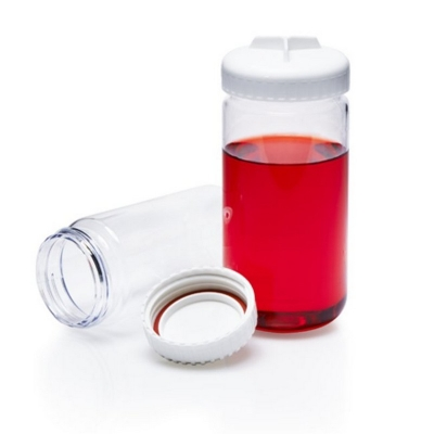 Botella de centrifugación Nalgene, con tapón de sellado de alta velocidad, policarbonato PC