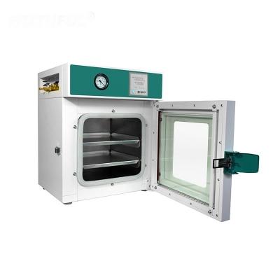 Estufa de vacío Milab, TA+10 C a 250 C, digital, programable