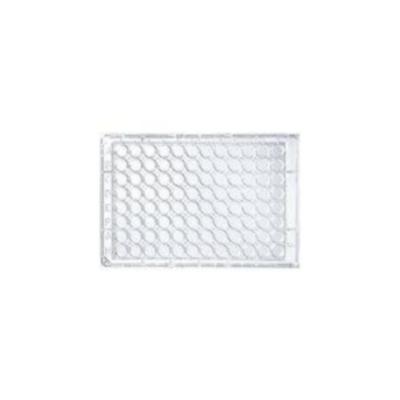 Multiplaca para UV Nunc, 96 pocillos, transparente, fondo plano - 10 unidades