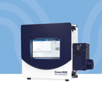 Analizador de TOC on-line Sievers, modelo M500 con Super IOS