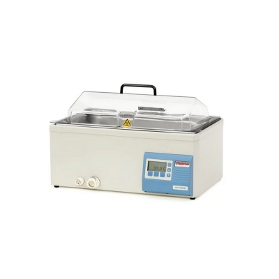 Baño termostático Thermo Scientific, capacidad 28 l, digital, serie Precision, modelo GP 02