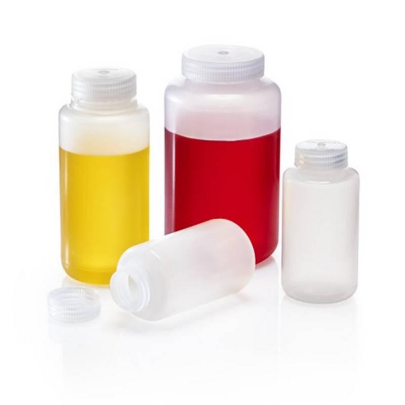 Botella de centrifugación Nalgene, copolímero de polipropileno PPCO