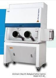 Cabina de Seguridad para Biocontaminantes ESCO, Clase III, Modelo Airstream, ancho: 1.2m