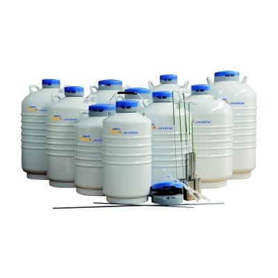 Tanque de Nitrógeno Líquido CryoKING Biologix, serie Static Storage