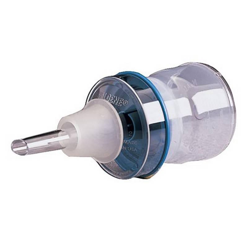 Embudo de filtración Nalgene, analítico, estéril, membrana Nitrato de Celulosa, poro 0.45 um - 12 unidades