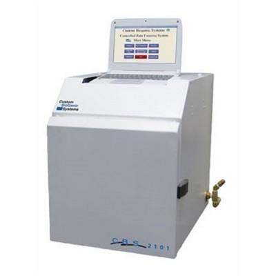 Sistema de Congelamiento con control de temperatura CBS, modelo 2101