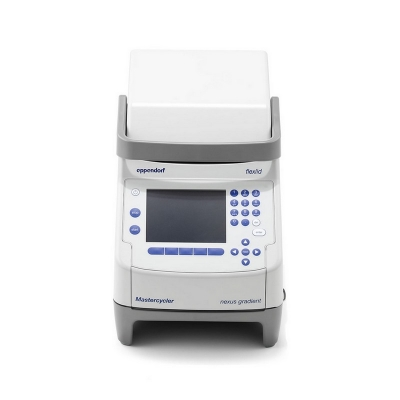 Termociclador PCR Eppendorf, Mastercycler nexus gradient, 230 V/50-60 Hz (6331000017)