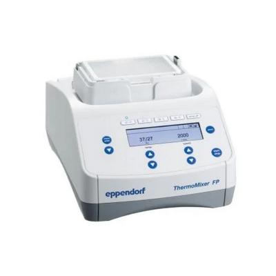 Termomezclador Eppendorf, Modelo ThermoMixer FP, con bloque térmico para microplacas y placas Deepwell, 220 - 240 V (5385000016)