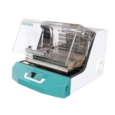 Incubadora con Agitación Milab, 56x39x32cm, 70L, 4 a 65 C, temperatura constante, interior acero inoxidable, digital