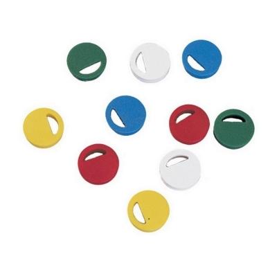 Codificadores de color Nalgene, para tapones de criotubos, poliestireno