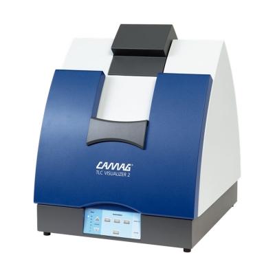 Sistema de Documentación y Evaluación TLC Visualizer 2 Camag, lente de 12 mm, no incluye software