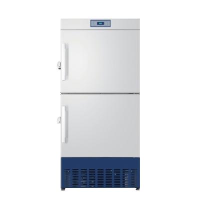 Freezer Biomédico Vertical Haier, temperatura minima -30 C, capacidad 490 L