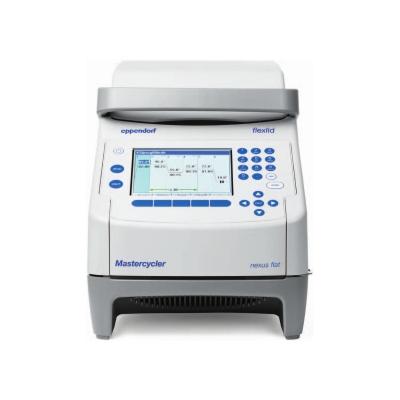 Termociclador PCR Eppendorf, Mastercycler nexus flat para PCR in situ 230 V, 50-60 Hz (6335000011)