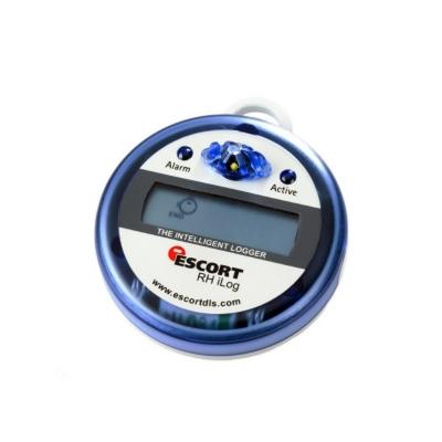 Registrador de temperatura Escort, con pantalla LCD, sensor interno y externo, iLog
