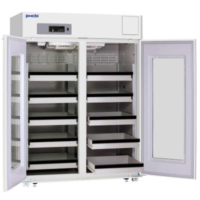 Refrigerador Farmacéutico PHCBi, rango de temperatura de 2 a 23 C, modelo MPR-1412