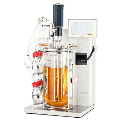 Biorreactor de mesada Infors-HT, Minifors 2 - Full pack, plug & play