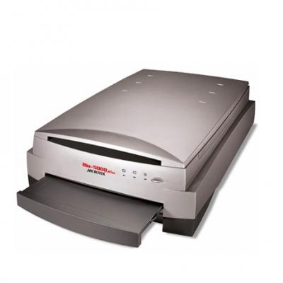 Scanner para geles Serva, Modelo BIO-5000 Plus VIS, con software ScanWizard Bio