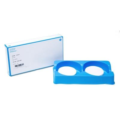 Filtro de Fibra de Vidrio Grado GF/C Whatman, círculos - 100 unidades