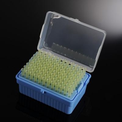 Tips Biologix, estériles, libres de RNasa y Dnasa, autoclavables - Rack de 96 unidades