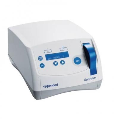 Electroporador Eppendorf, Modelo Eporator, para bacterias y levaduras (4309000019)