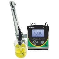 PHímetro de mesada Oakton, modelo pH 2700, con electrodo