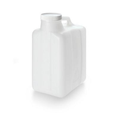 Bidón Nalgene,  de boca ancha para trabajos pesados , polietileno de alta densidad, 20 litros - 1 unidad